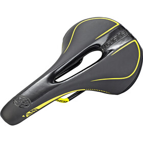 Reverse AM Ergo Sadel, black/yellow